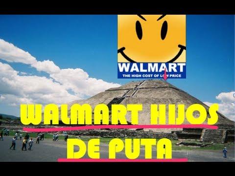 Walmart En Teotihuacan Asi O Mas Corruptos