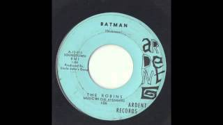 The Robins Batman Ardent Memphis 1966 Jim Dickinson