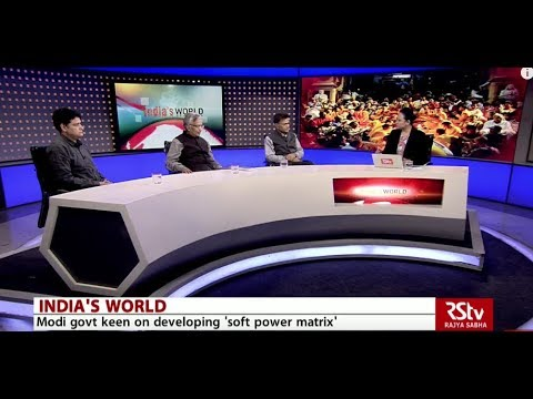 India's World - Hardselling India's Soft Power