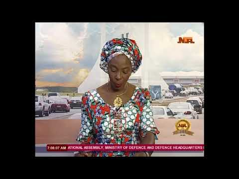 NTA Network Good Morning Nigeria 19/2/2018