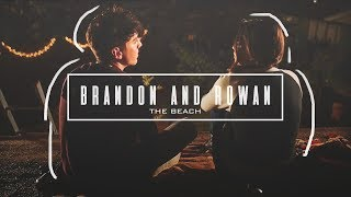 BRANDON AND ROWAN | THE BEACH