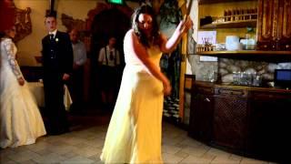 Казачья свадьба в Москве