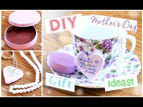 Diy mothers day gifts youtube Mothers day presents diy
