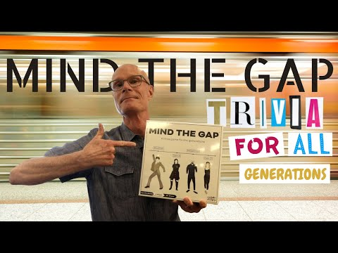 2021 Family Board Games to Play at Home: Mind the Gap!