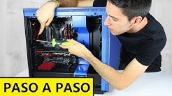 Como Armar un PC paso a paso - TUTORIAL Montar Ordenador GAMING