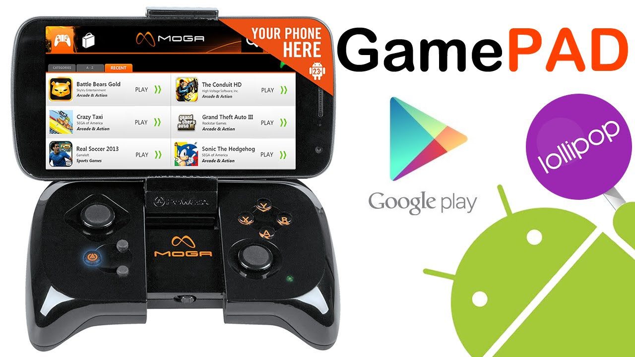 Unboxing Control Gamepad Moga Pocket Revisado Tutorial Configuracion Android Youtube