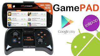UNBOXING Control GamePAD Moga Pocket Revisado Tutorial Configuración Android