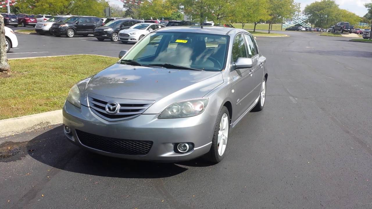 2006 Mazda 3 Hatchback Review