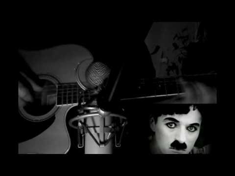 """Smile"" Charly Chaplin with lyrics and chords by Zaza Zaalishvili"