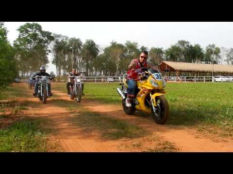 2 Ruedas MC PY. Encuentro de motores.com.py. Caaguazu 2012