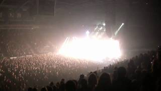 Nine Inch Nails - Lights In The Sky - Victoria BC - God Given (720p)