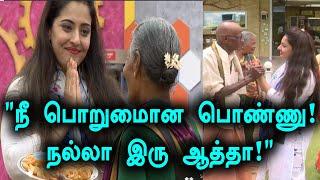 Sendrayan mother Praised mumtaz