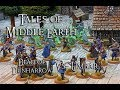 Tales of Middle Earth Ep.82 - SBG Battle Report The Dead of Dunharrow Vs. Umbar