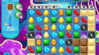 Candy Crush Soda Saga Level 617