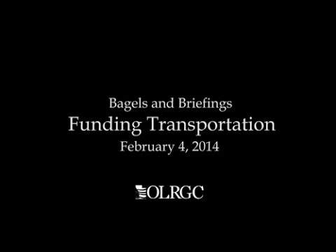 Funding Transportation
