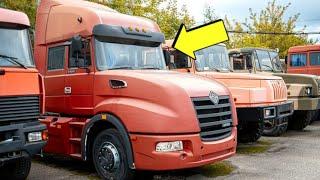 Дальнобойный УРАЛ-6464 - русский ответ американцам?!