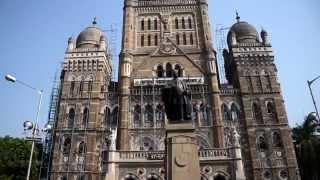 Mumbai Bombay India Heritage Buildings
