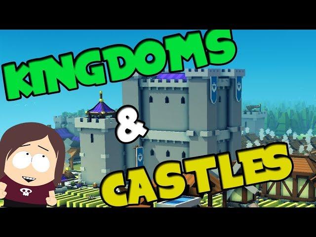 Kingdoms and Castles || Charming Medieval City Builder