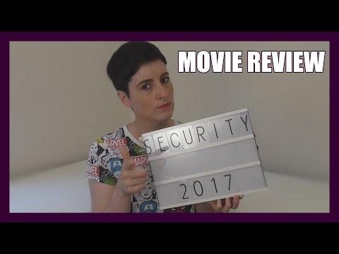 Security (2017) Movie Review (Antonio Banderas)