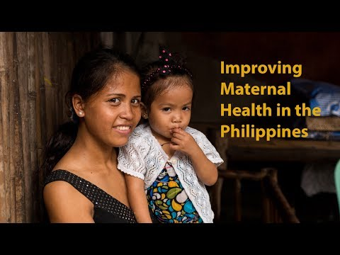 Improving Maternal Health in the Philippines (Full Version)