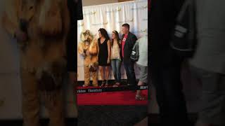 Urban Myths Movie, Kassandra Voyages at Red Carpet Premiere Harkins