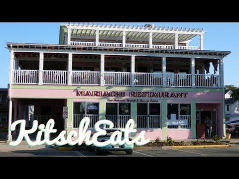 KitschEats DINING REVIEW: Mariachi Restaurant - Rehoboth Beach, DE
