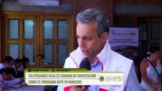 Colpensiones realizó jornada de capacitación sobre el programa BEPS en Rionegro