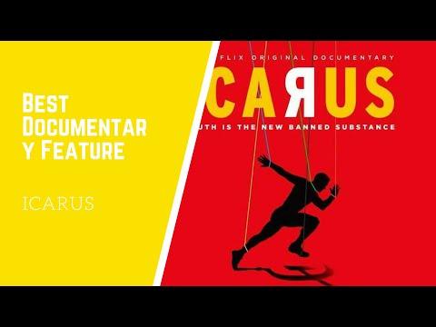 Icarus wins Best Documentary Feature Oscar 2018