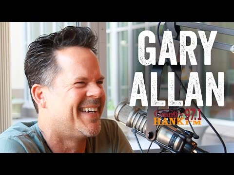 Gary Allan - Skull Rings, Loyal Fans, Do You Wish it was Me [Artist Interview]