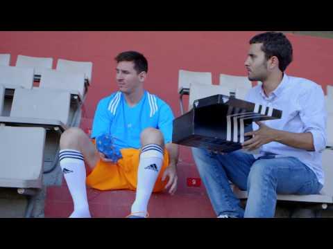Lionel Messi - Adidas F50 adizero Samba