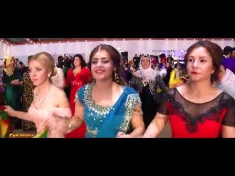 Nergiz & Neco - 19.12.2015 - Can Dügün Salonu Lampertheim - Dindar Efshiyo - Can Video - Teil 01