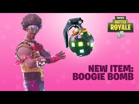 New Item: Boogie Bomb