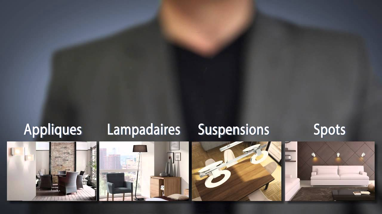 ma loupiote vente de luminaires en ligne youtube. Black Bedroom Furniture Sets. Home Design Ideas