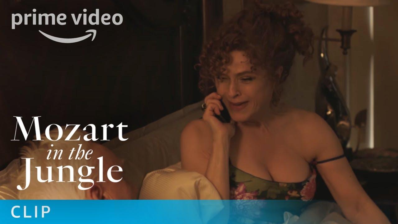 Download Mozart in the Jungle Season 4 - Clip: The Pope  | Prime Video