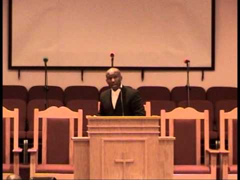 082512 - Pastor Harold Thomas III - An All Consuming Passion