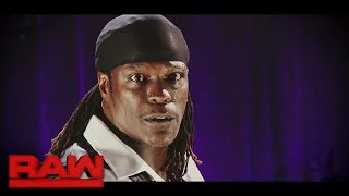 R-Truth interrupts Goldust's latest motion picture proclamation: Raw, May 29, 2017