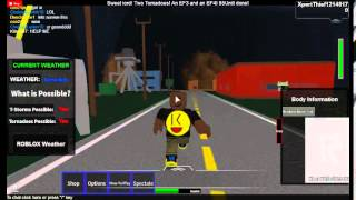 Tornado Alley-part2 (Roblox)