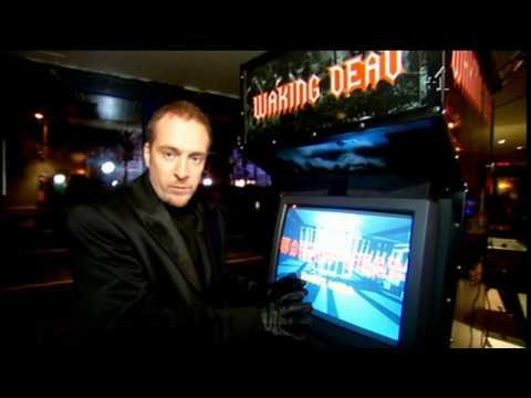 Derren Brown - Waking Dead Video game trick (zombies) |
