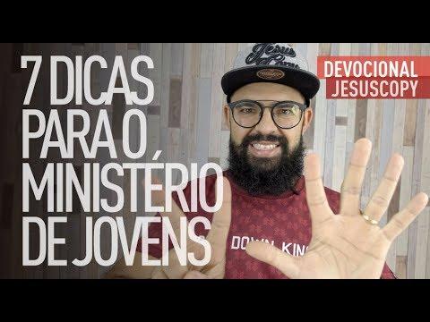 7 DICAS PARA O MINISTÉRIO DE JOVENS - Douglas Gonçalves