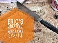 Eric's Creative: Japanese Pull Saw The Best Saw You'll Own!