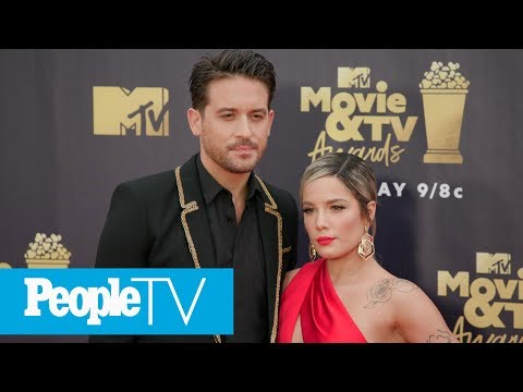 Halsey Poured Her Heart Out About G-Eazy Before Split: 'I Love Everything About Him' | PeopleTV