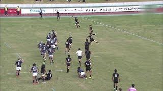 同志社大学×天理大学 ラグビー 関西大学Aリーグ 2019