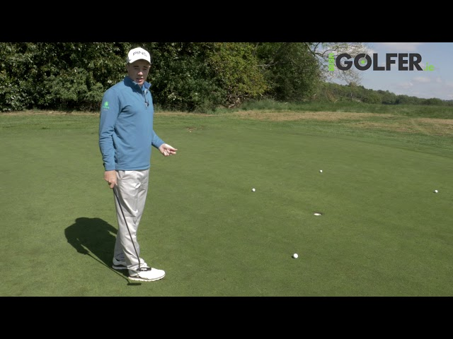 Quick Tip with Stuart Grehan - The Northwestern putting drill