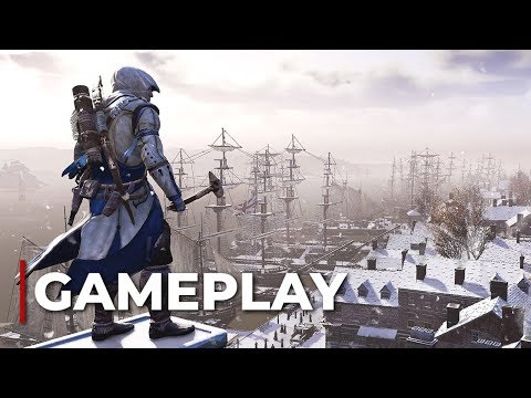 Assassin's Creed 3: Remastered - Gameplay Preview thumbnail