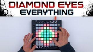 Diamond Eyes - Everything Launchpad Cover