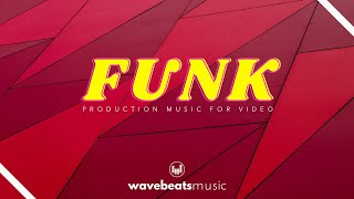 Upbeat Funk Production Background Music For Video [Royalty Free]