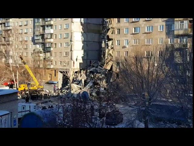 Обрушение жилого дома в России  число жертв возросло до семи - BBC Україна 79cf873438a