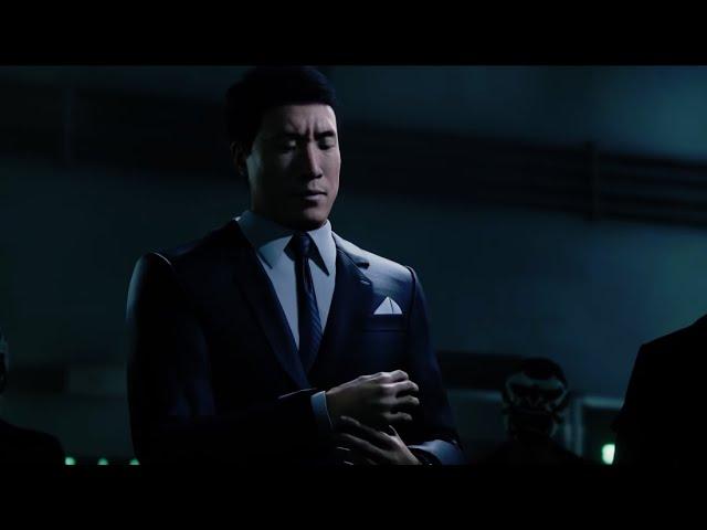 Marvels Spider-Man - All Mr. Negative Scenes - All Martin Li Scenes