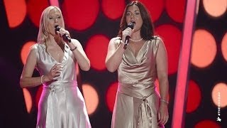 DivaLicious Sings The Flower Duet | The Voice Australia 2014