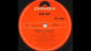 Don Ray - Midnight Madness (1978)